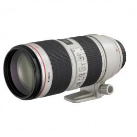Óptica Canon 70-200 F2.8 L ISII