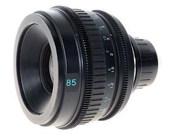 Óptica 85mm Sony Prime T 2.0
