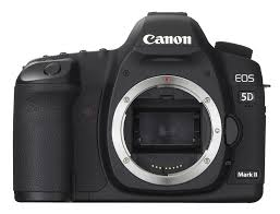 Canon 5D Mark II. Dslr Camera