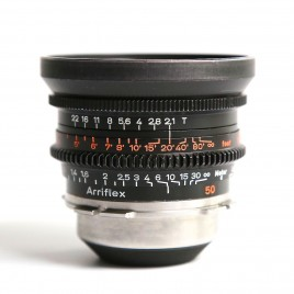 Óptica 50mm ZEISS STD PRIME T 2.1